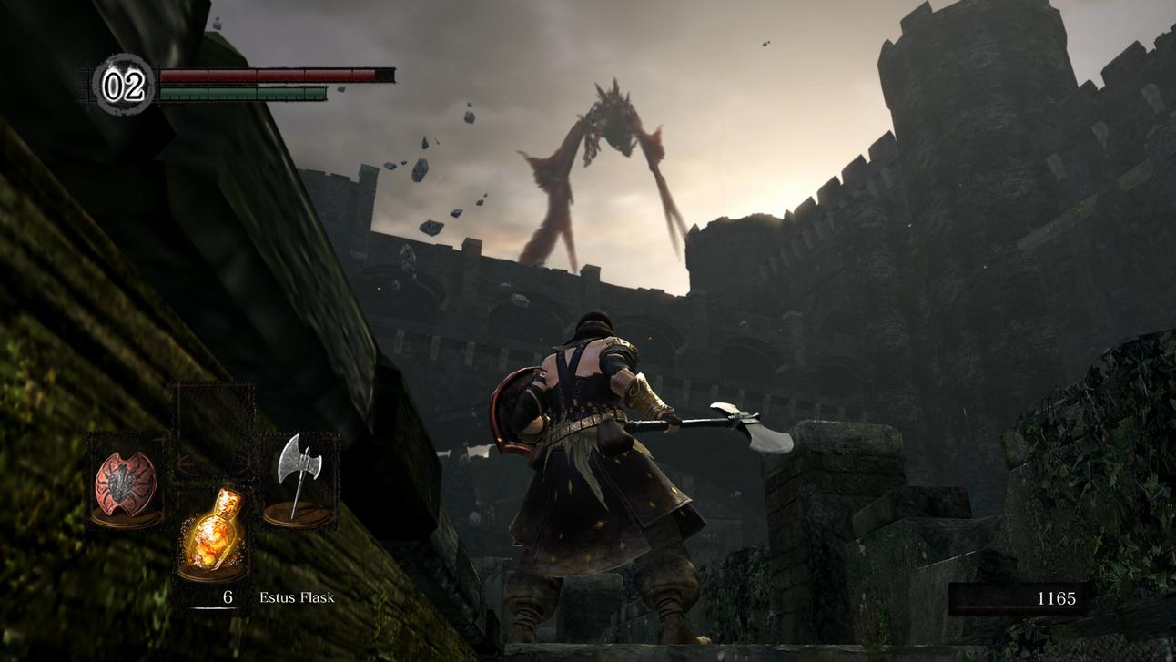 Dark Souls - Battle