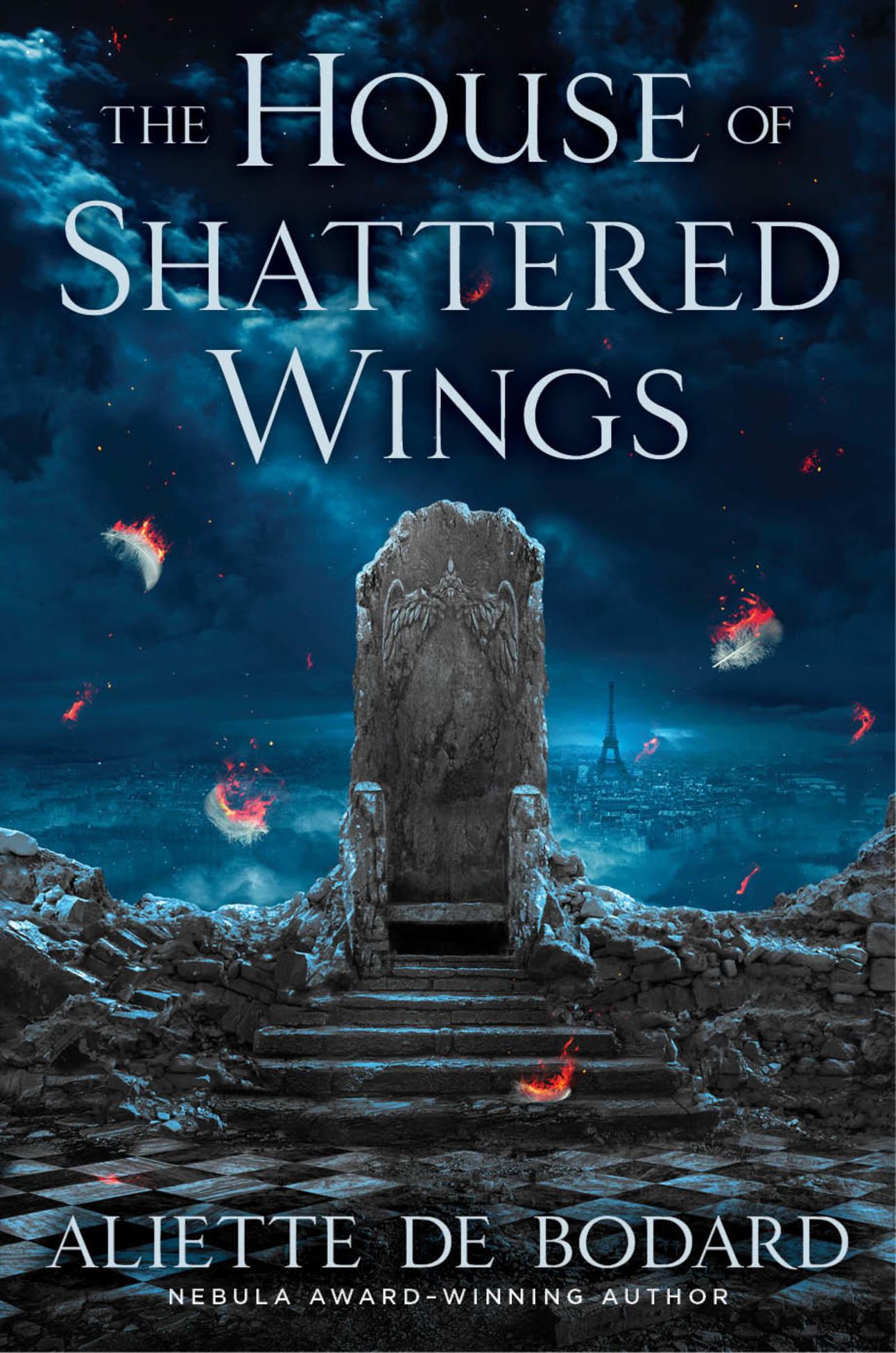 house of shattered wings aliette de bodard