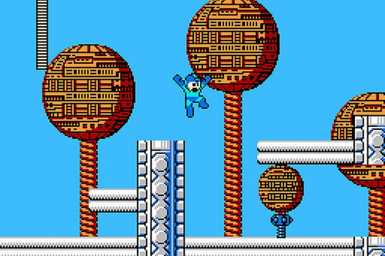 Mega Man - Mega Man 1