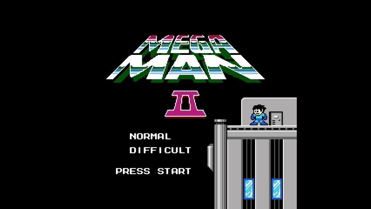 Mega Man - Mega Man 2