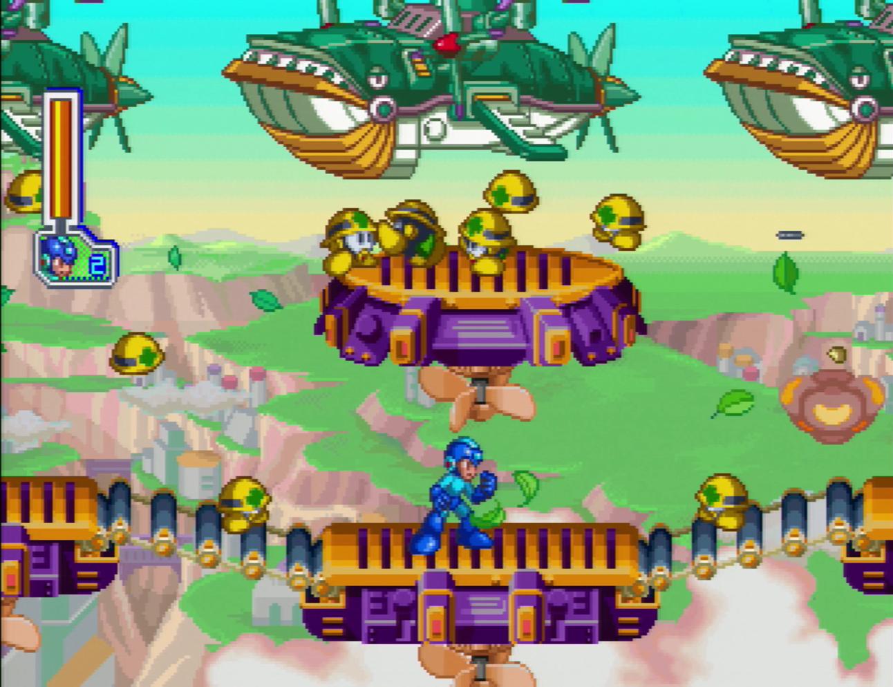 Mega Man - Mega Man 8