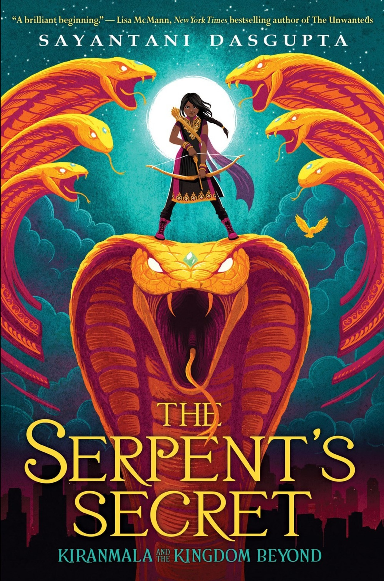 serpent's secret sayantani dasgupta