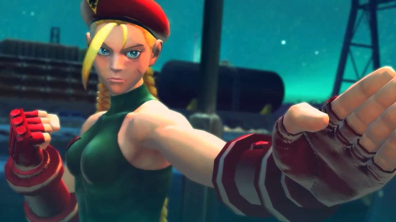 Street Fighter - Cammy 2
