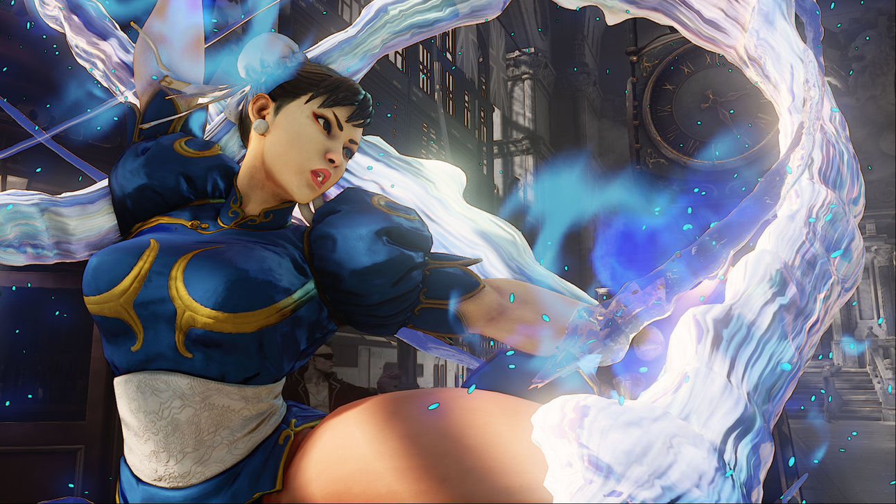 Street Fighter - Chun-Li