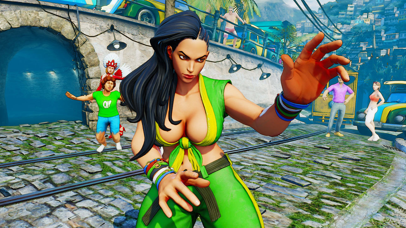 Street Fighter - Laura