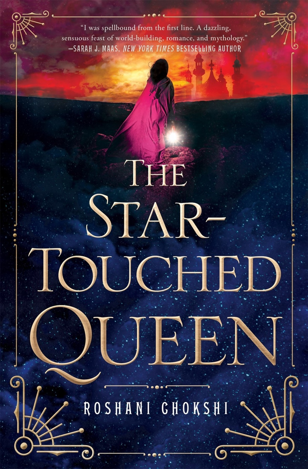 star-touched queen roshani chokshi