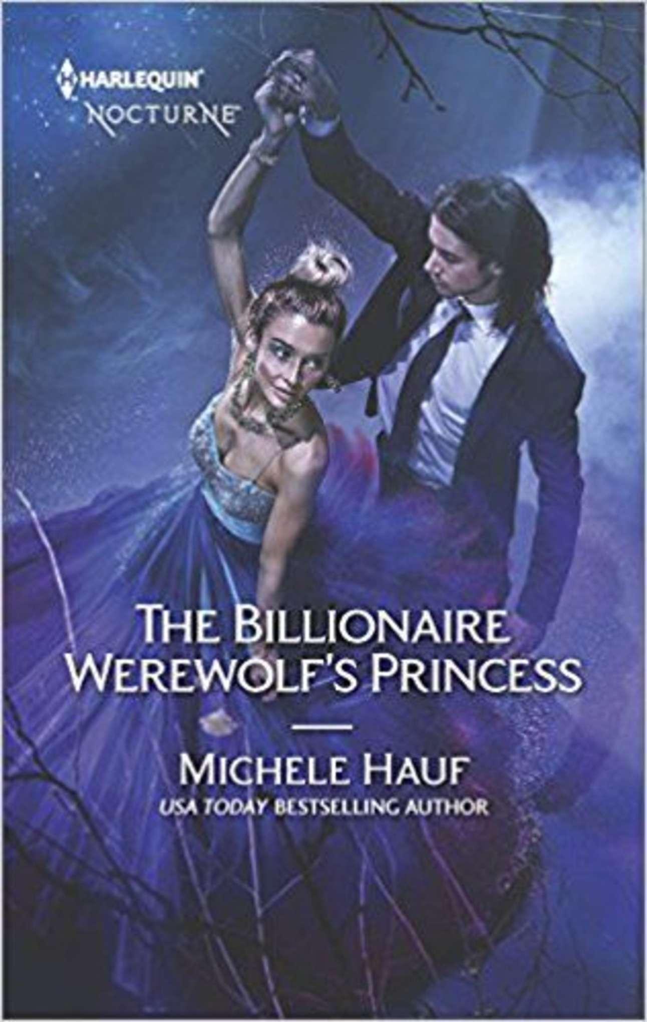 The Billionaire Werewolf's Princess