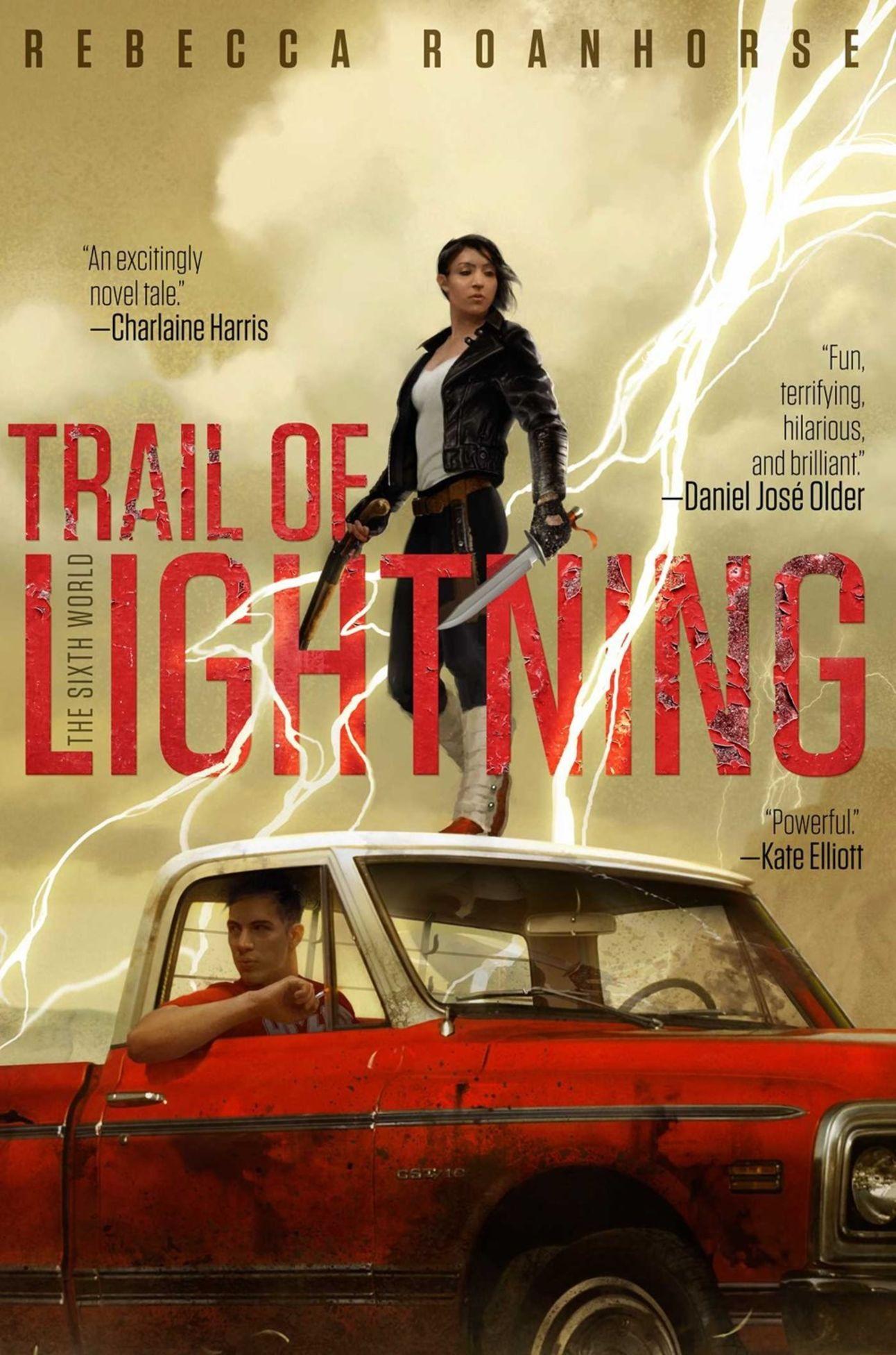 trail of lightning rebecca roanhorse