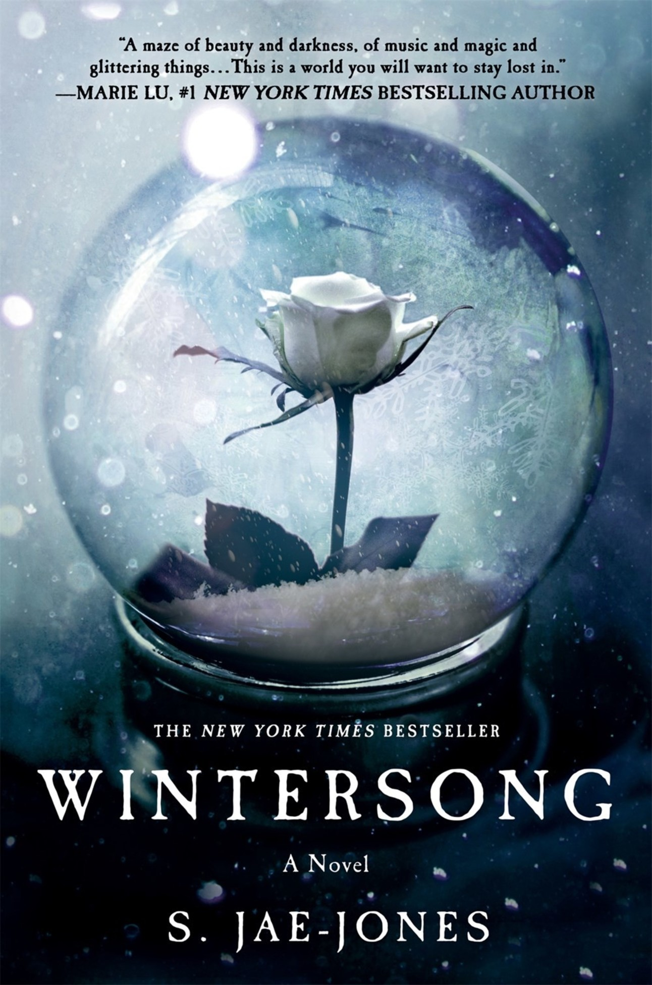 wintersong by s. jae jones