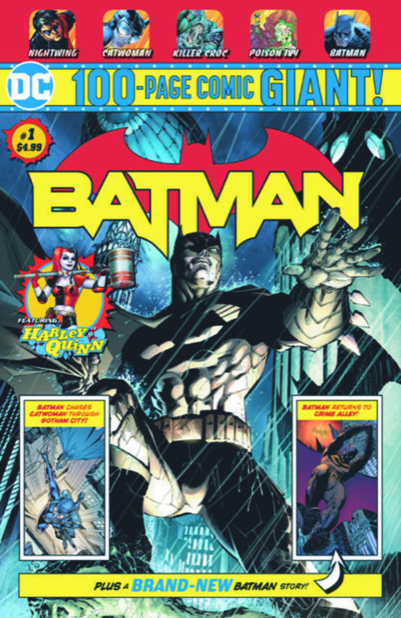 Batman Giant 1