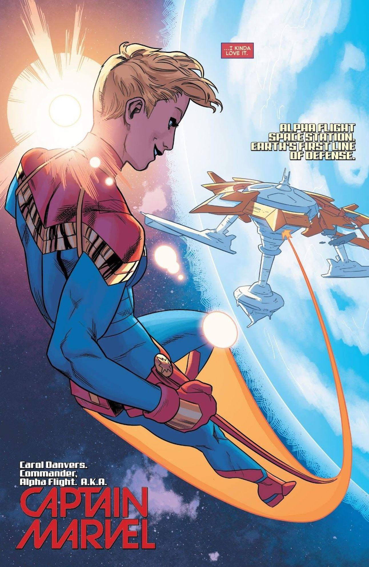 Captain Marvel_alphaflight