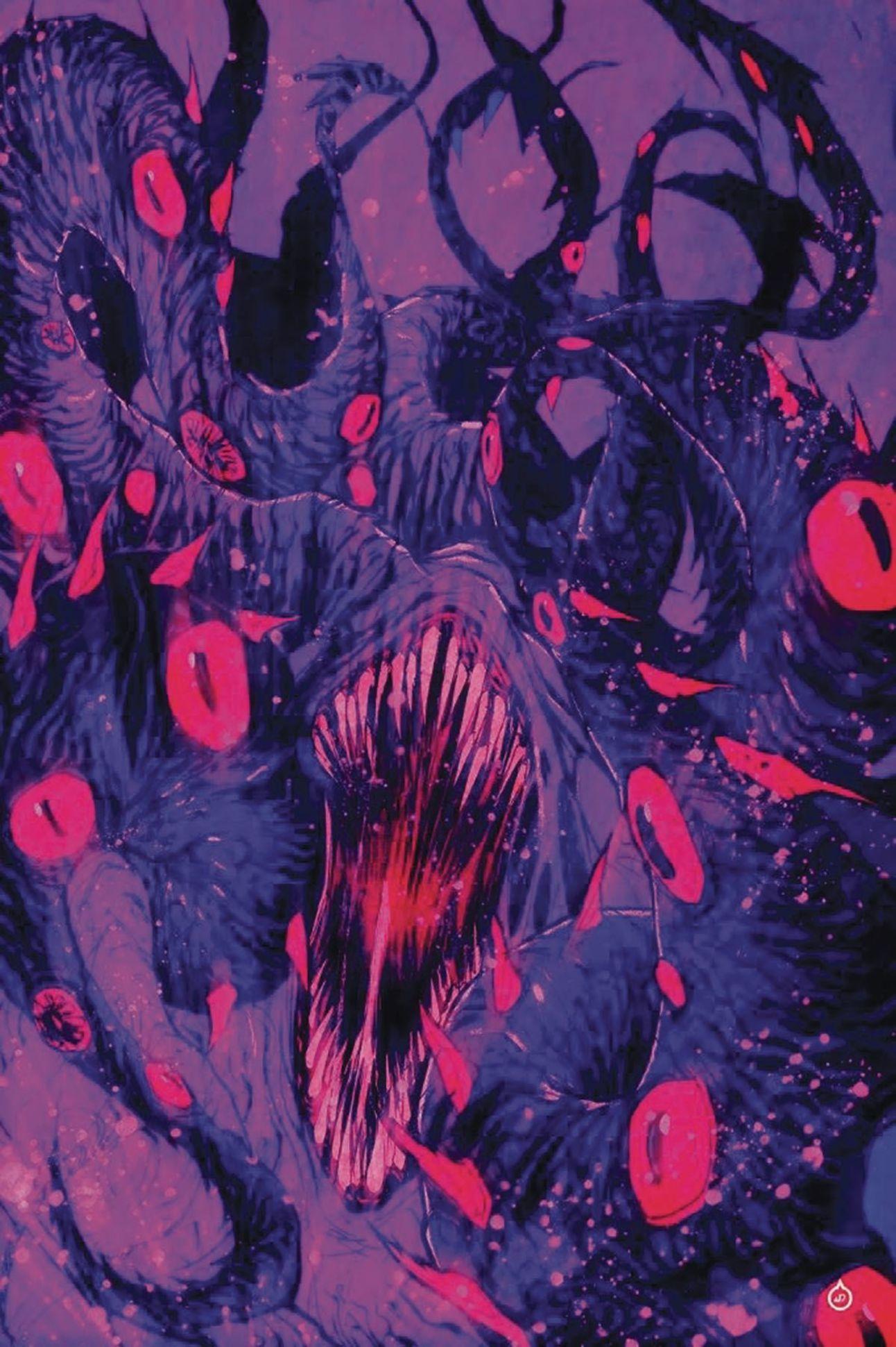 Dark Ark 7 cover by Juan Doe