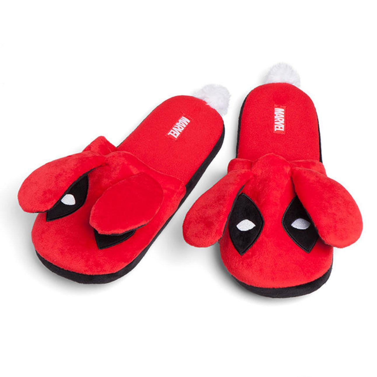 Deadpool Bunny Slippers