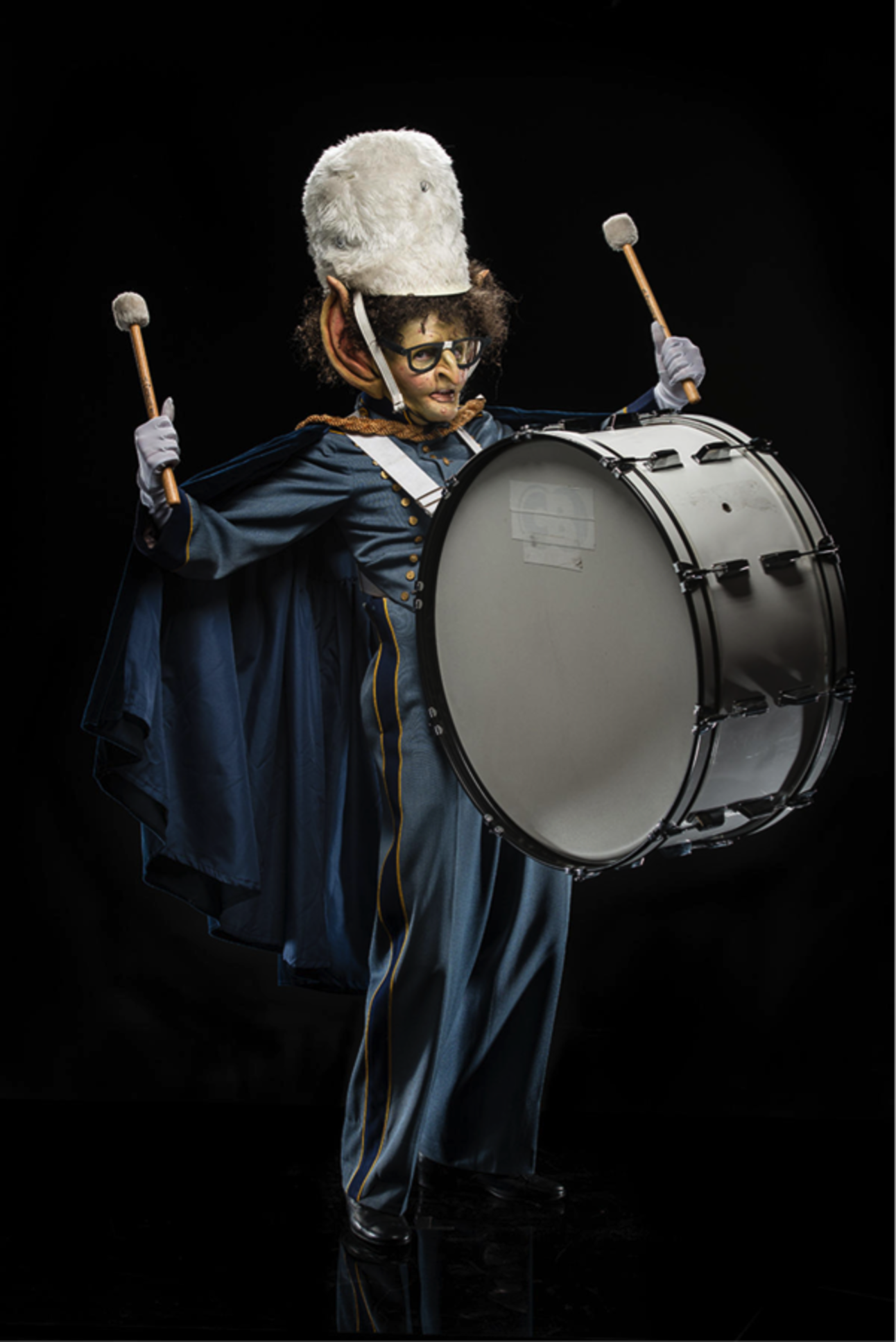 Dina's Goblin Band Geek, Face Off