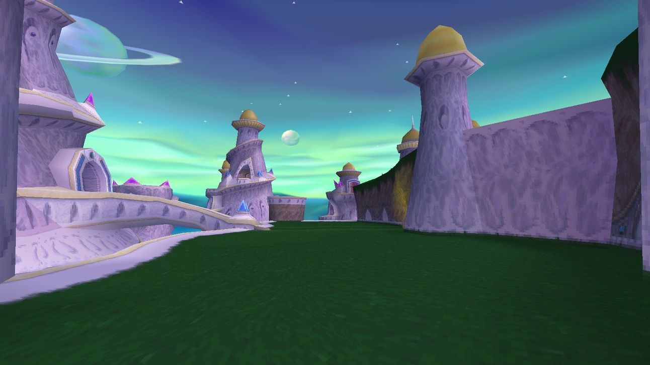 Spyro 3: Enchanted Towers