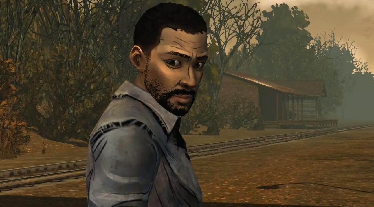 The Walking Dead - Lee 2