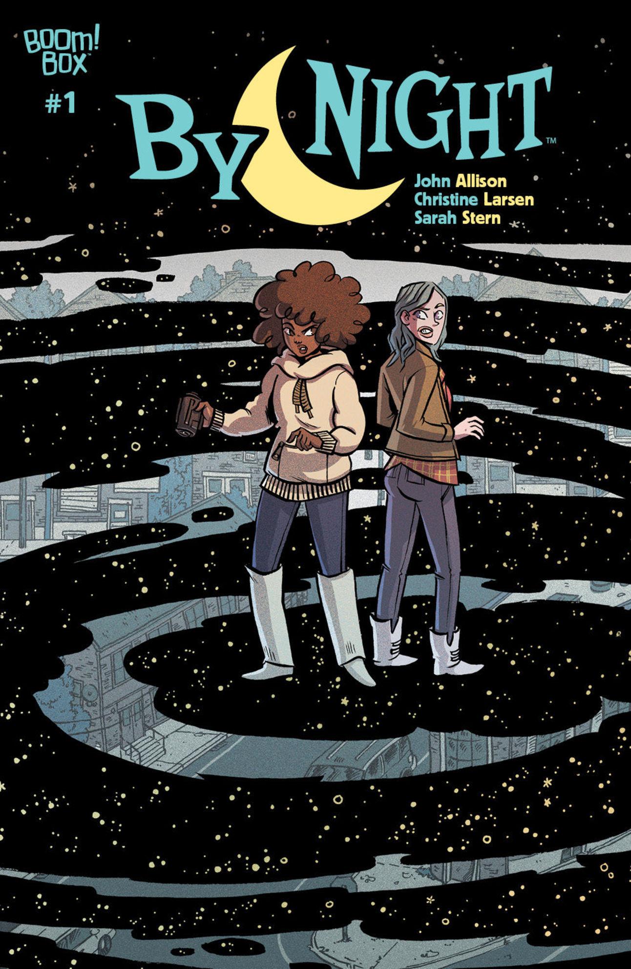 New Comics June 13 Boom