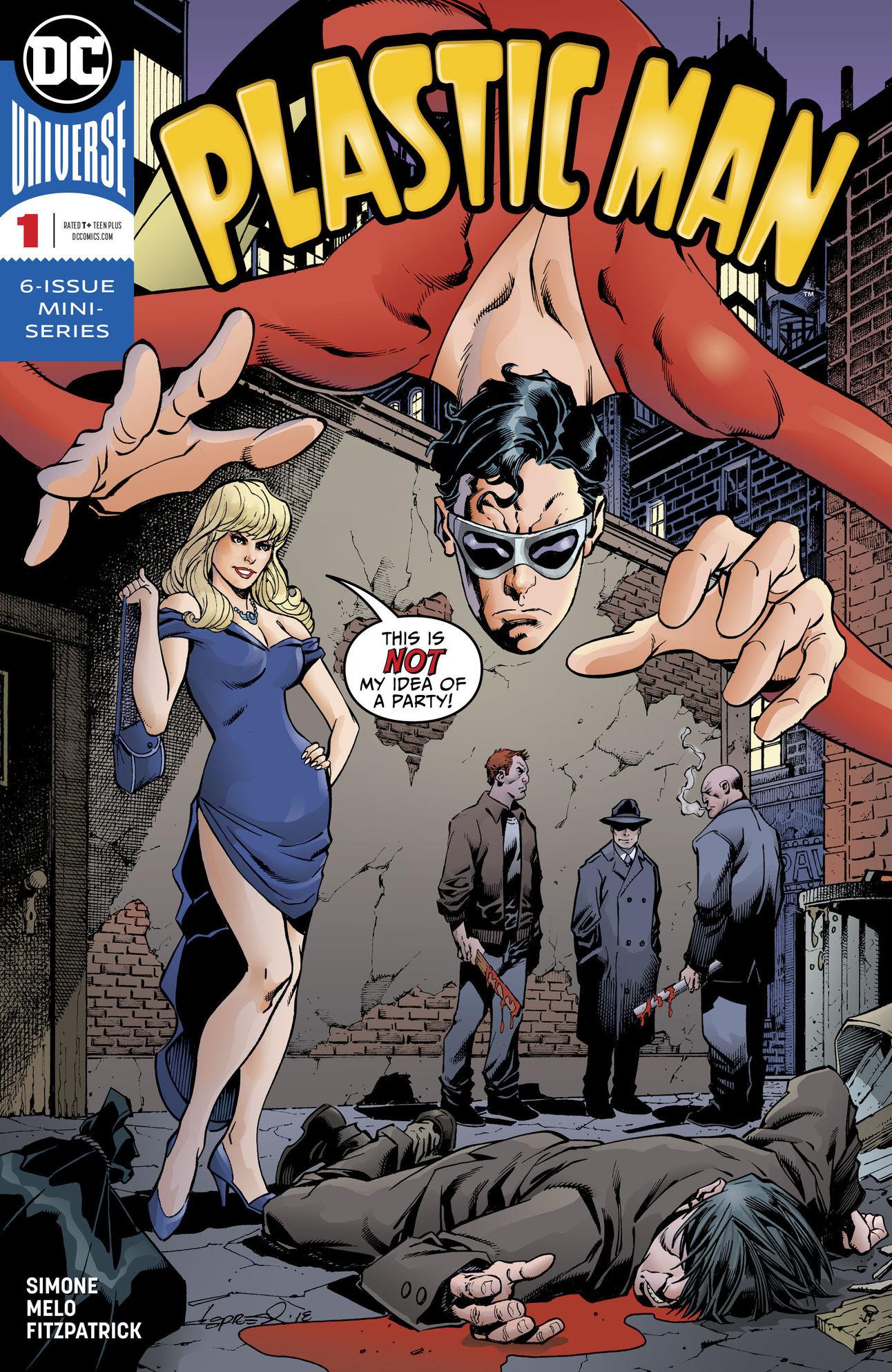 New Comics June 13 DC