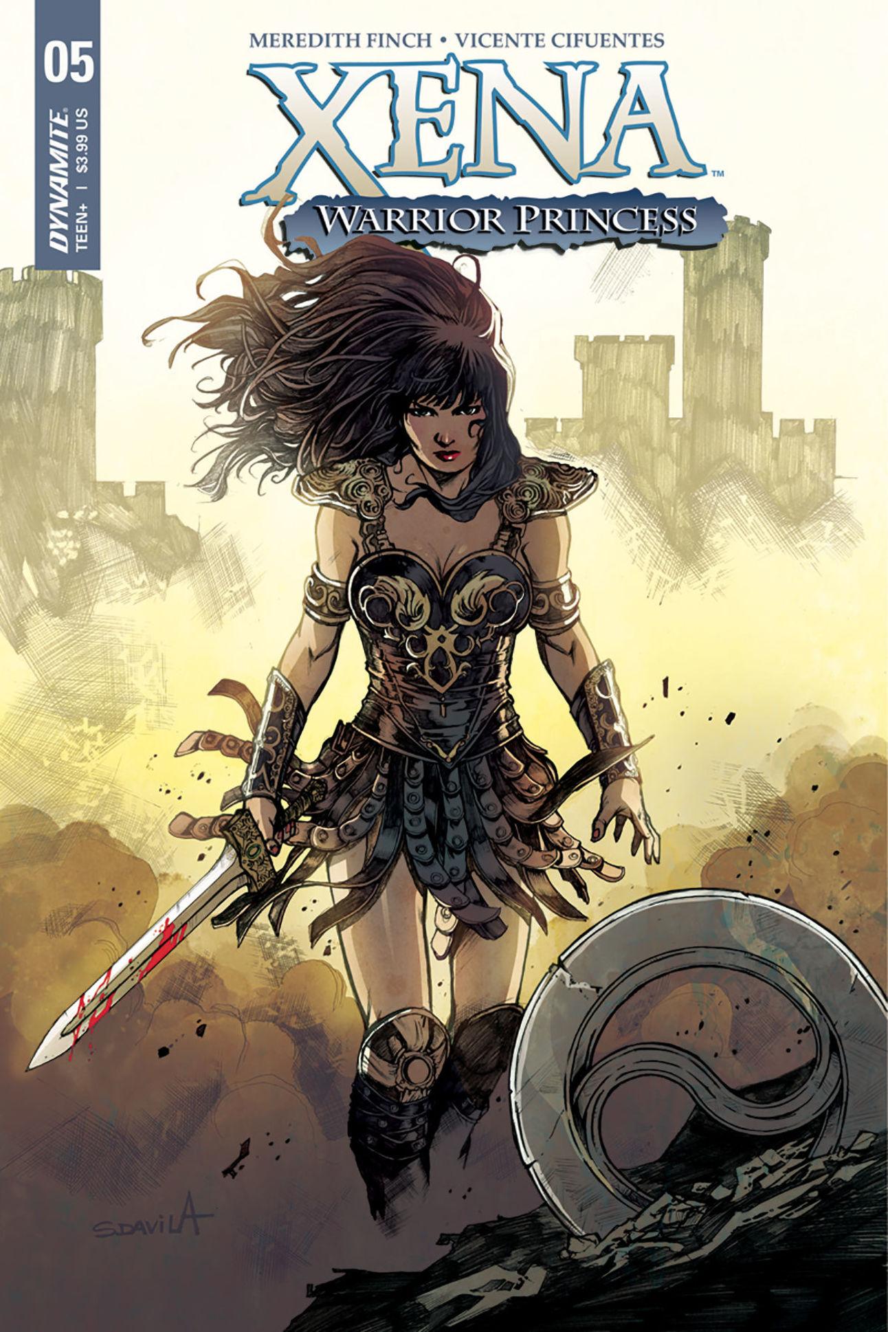 New Comics June 13 Dynamite