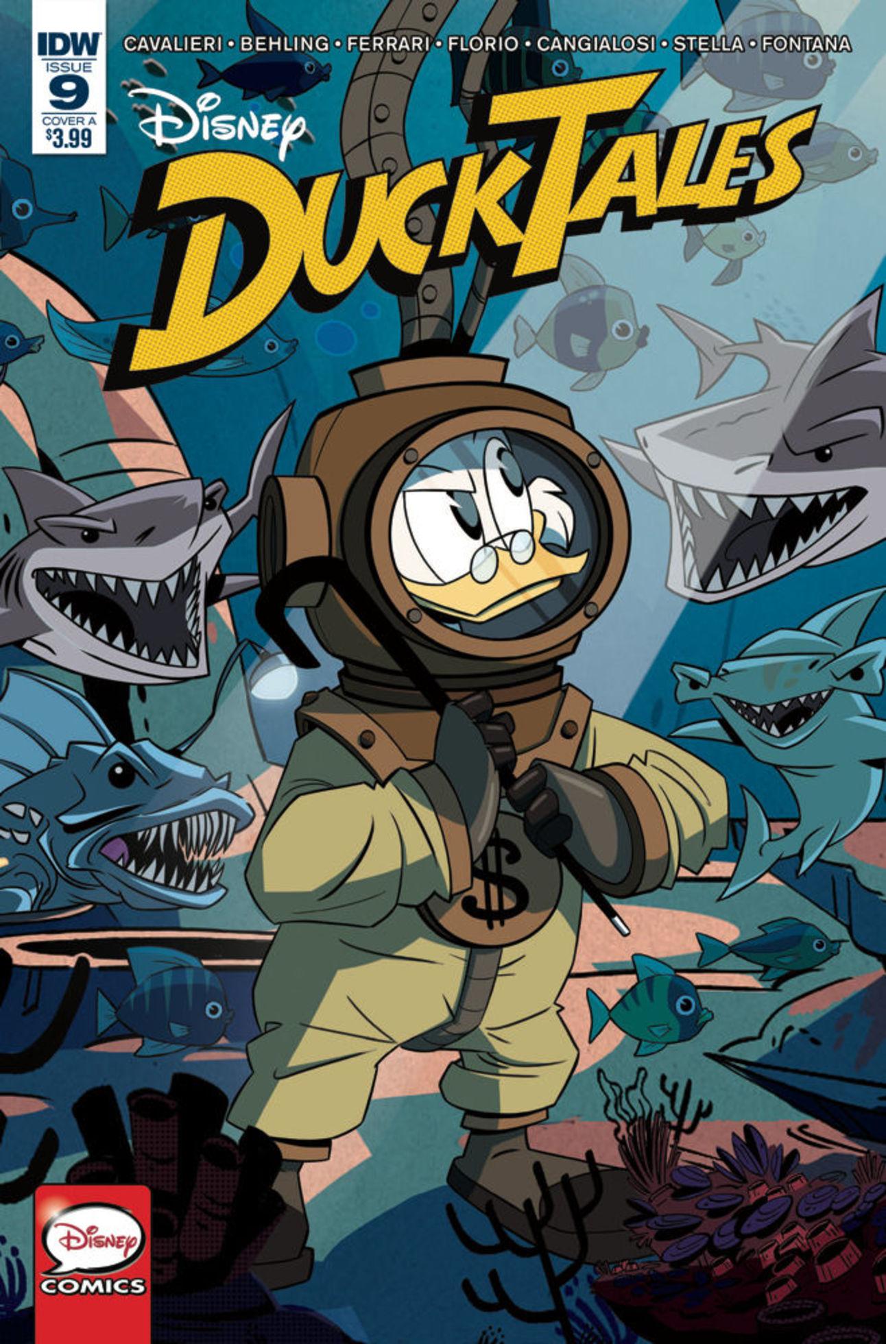 New Comics June 13 IDW