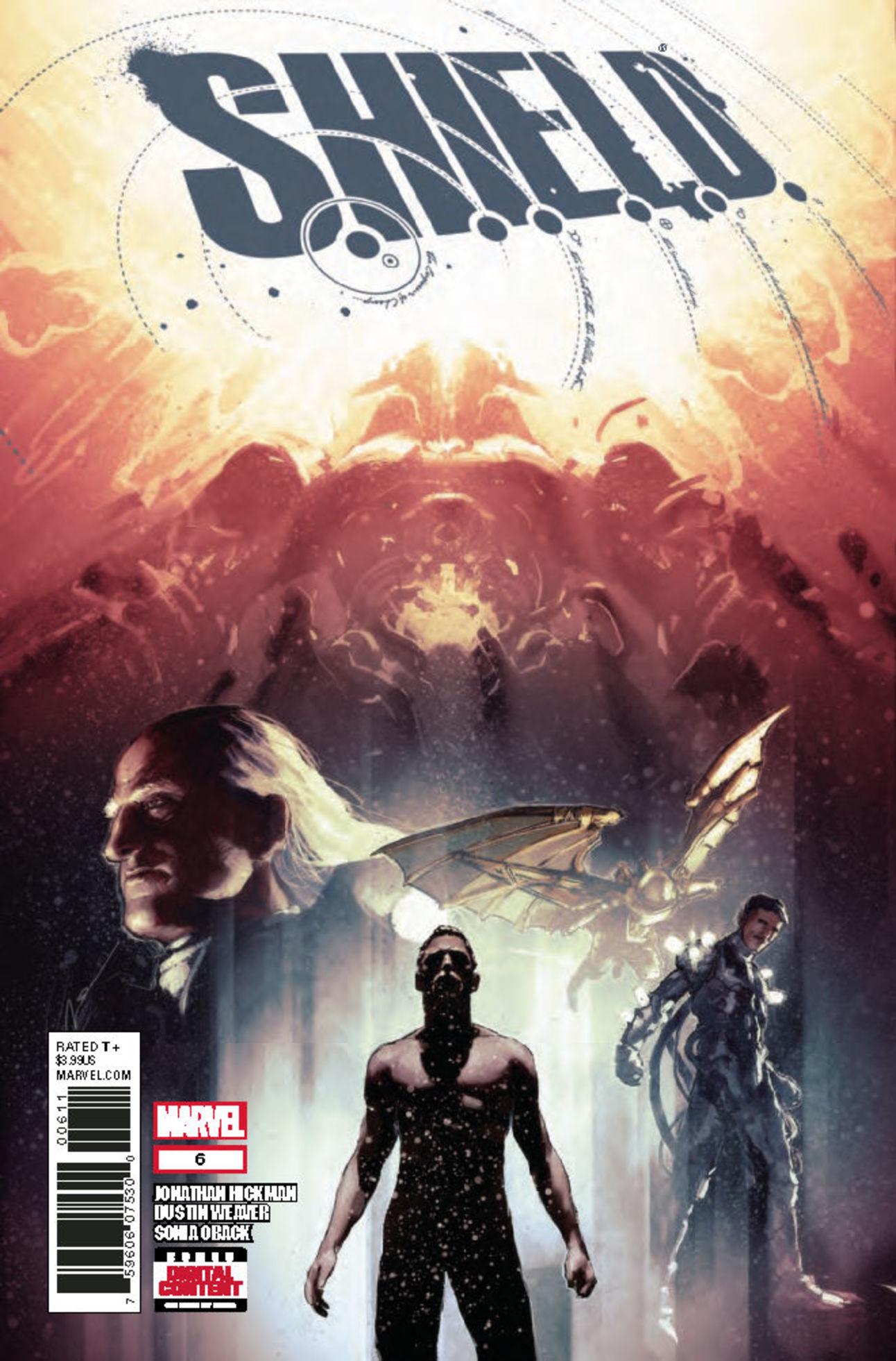 New Comics June 13 Marvel