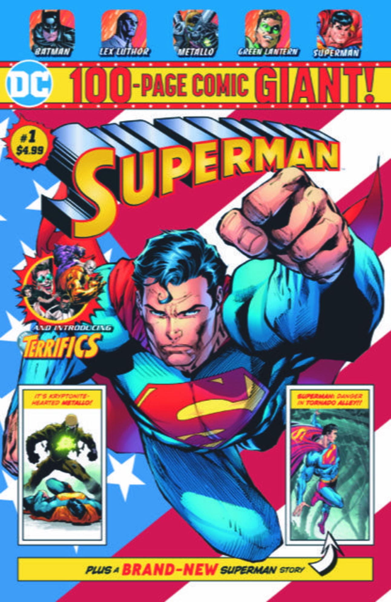 Superman Giant 1