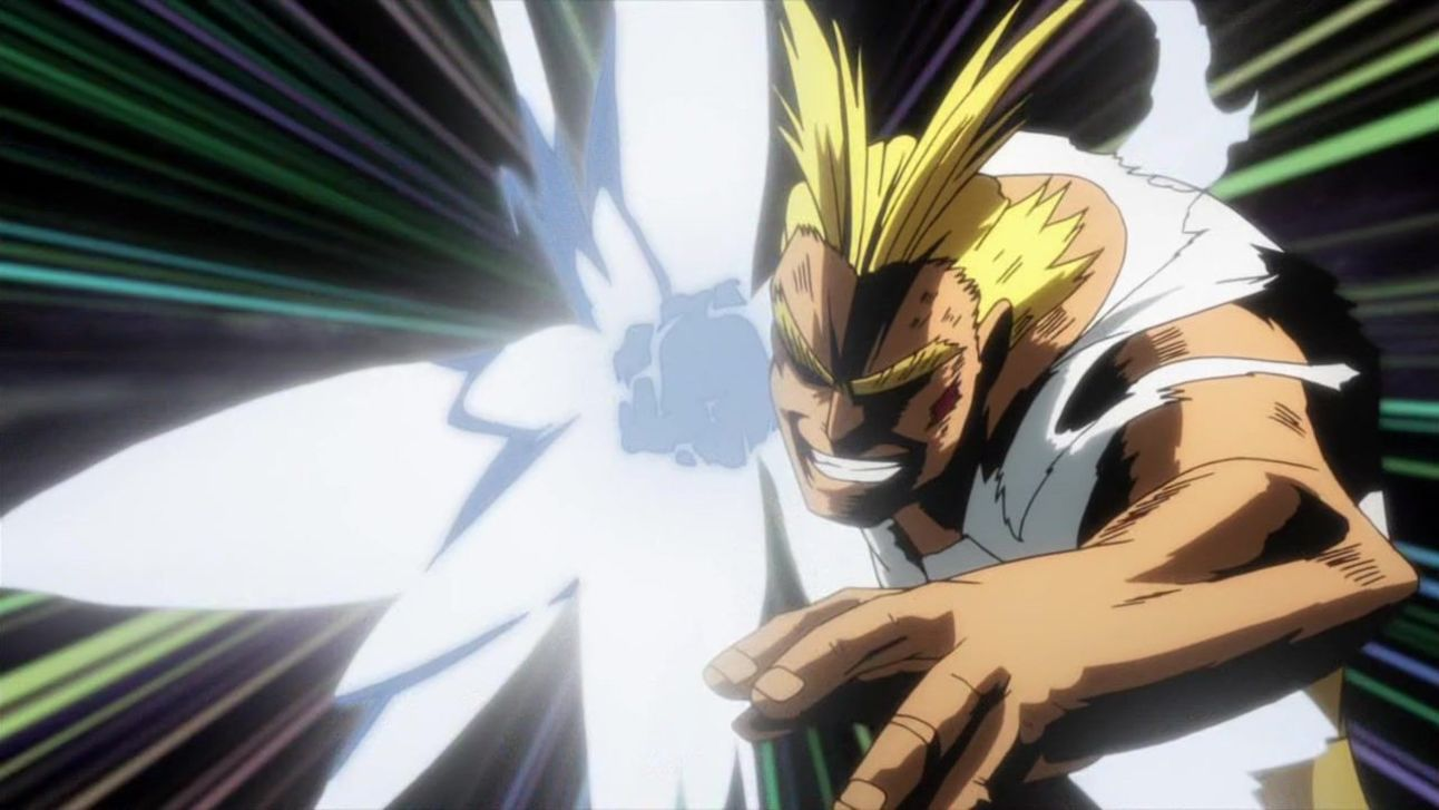 My Hero Academia - All Might's Plus Ultra