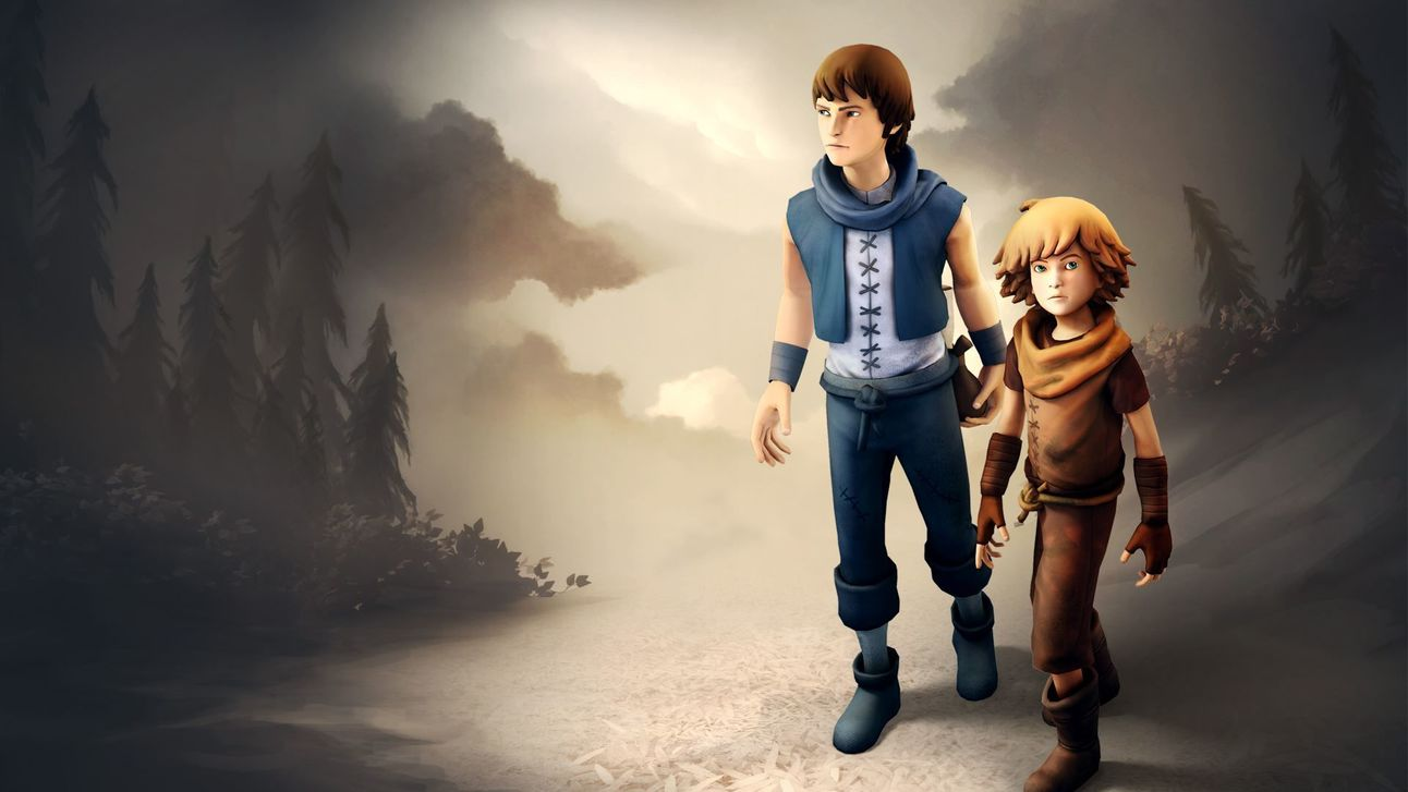 Brothers: A Tale of Two Sons - Main Image