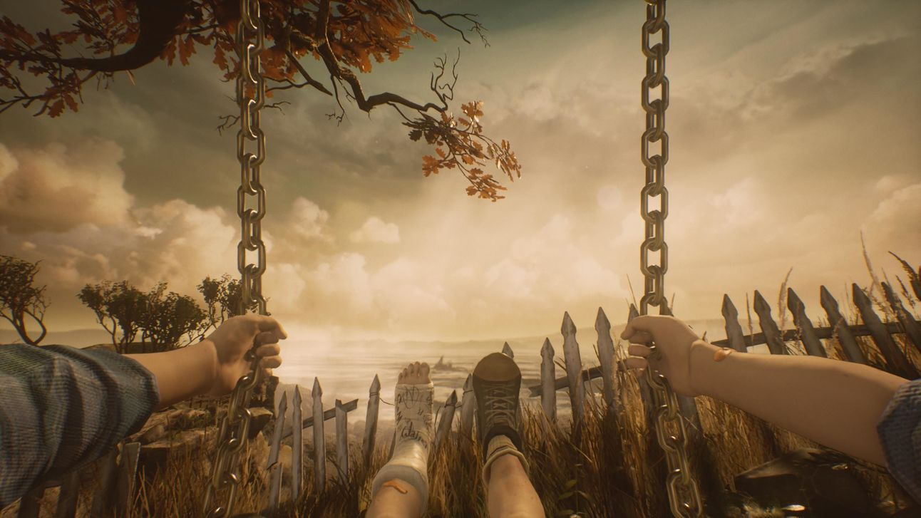 What Remains of Edith Finch - Swing