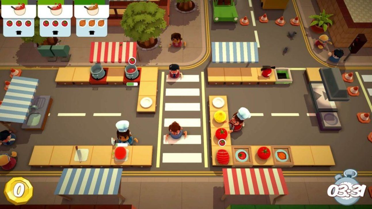 Overcooked Special Edition - Frenzied Kitchen