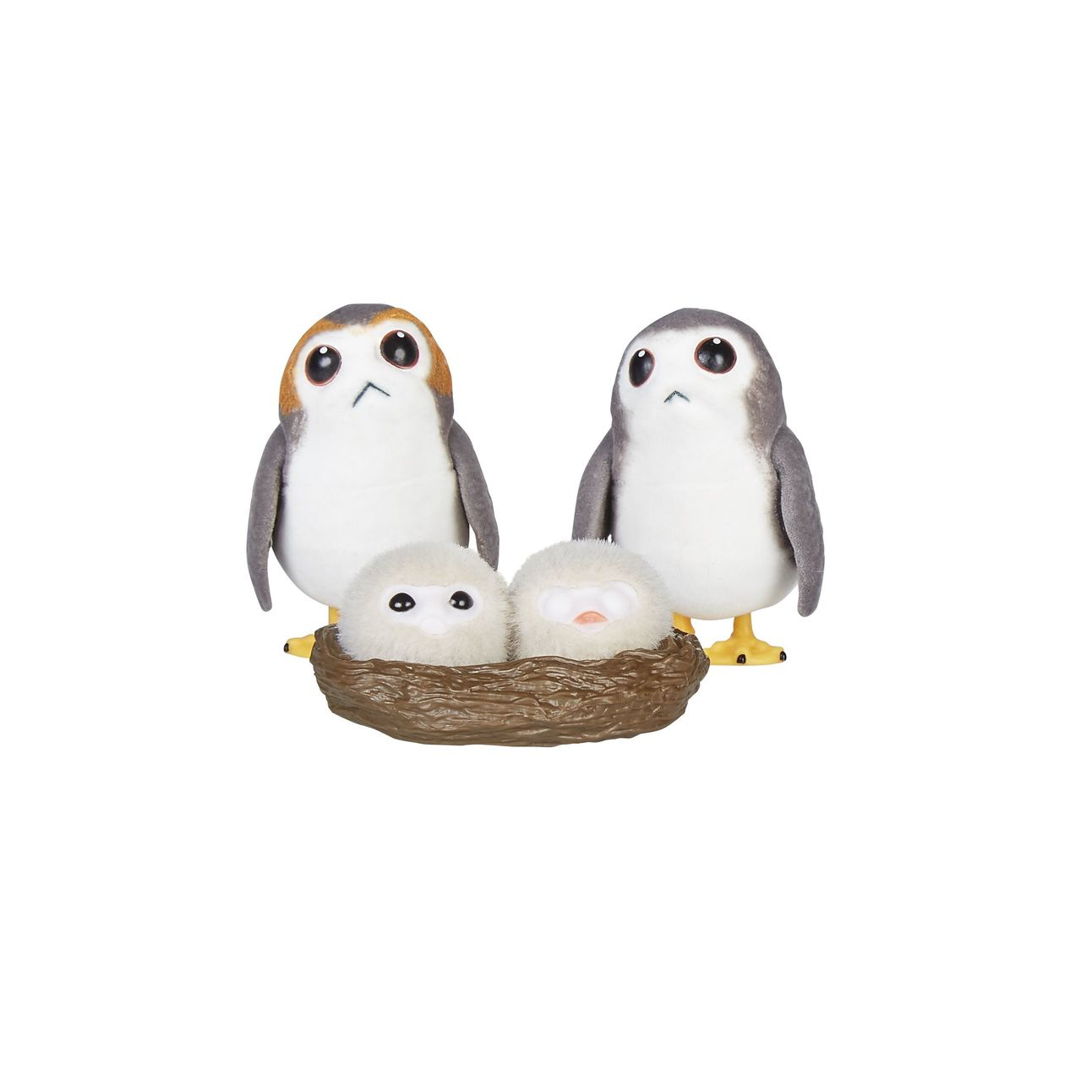 STAR WARS FORCES OF DESTINY CHEWBACCA AND PORGS - oop1