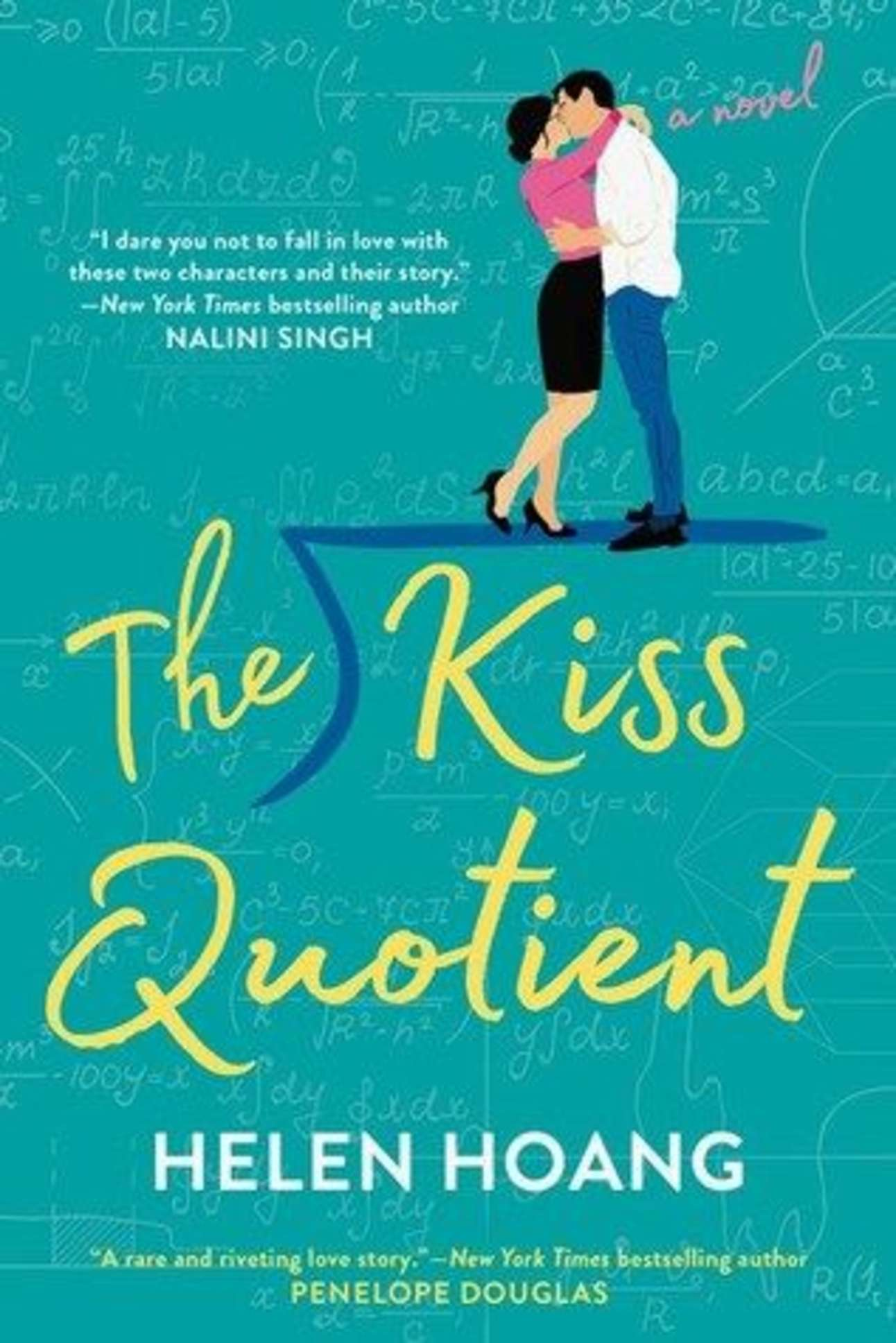 The Kiss Quotient cover