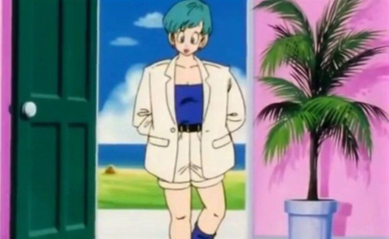 Dragon Ball Z - Bulma's White Outfit