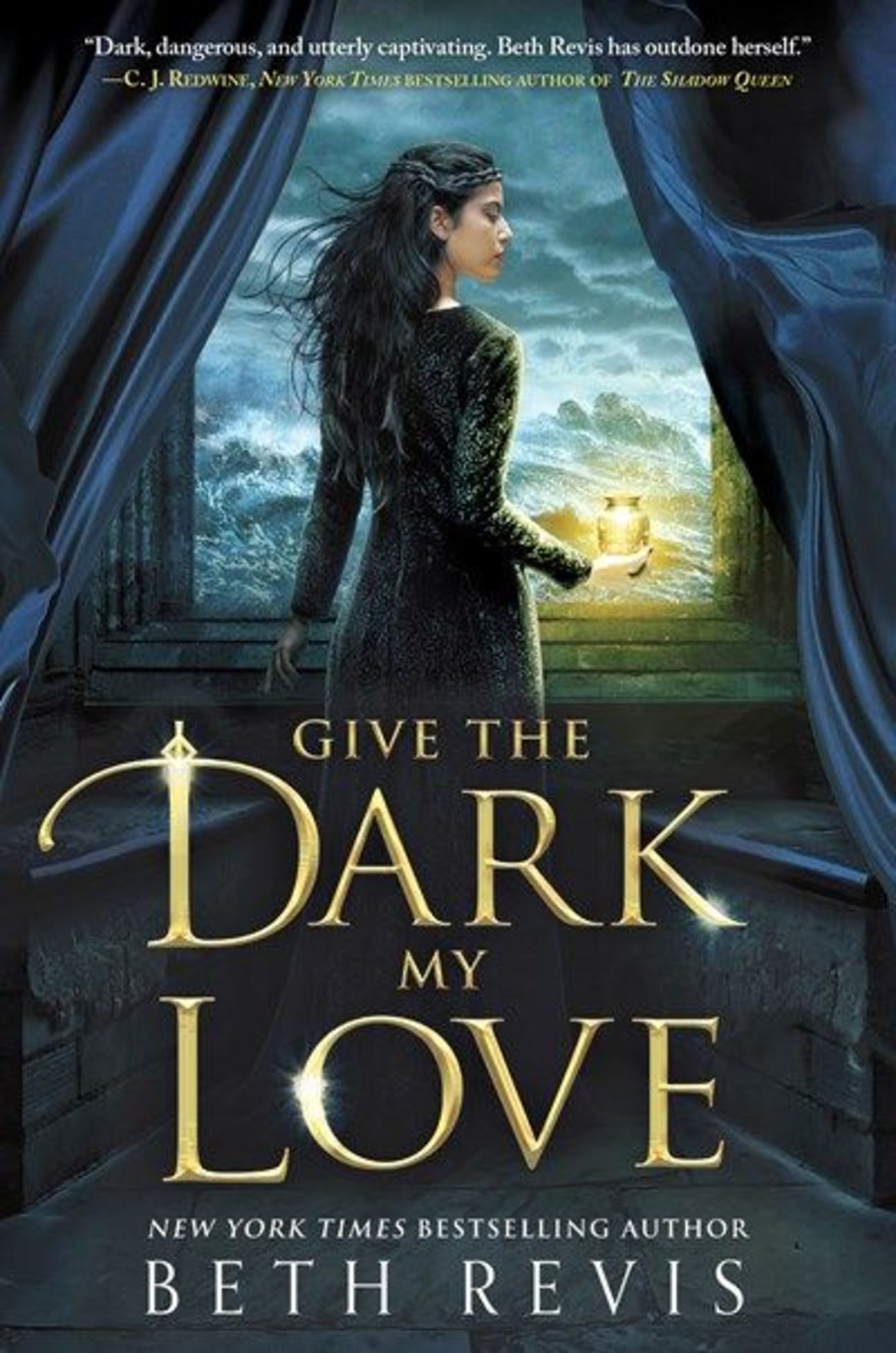 give-dark-my-love