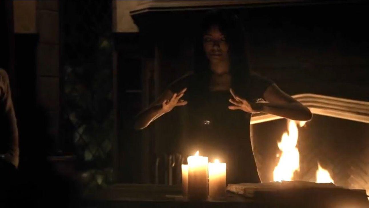 Bonnie The Vampire Diaries