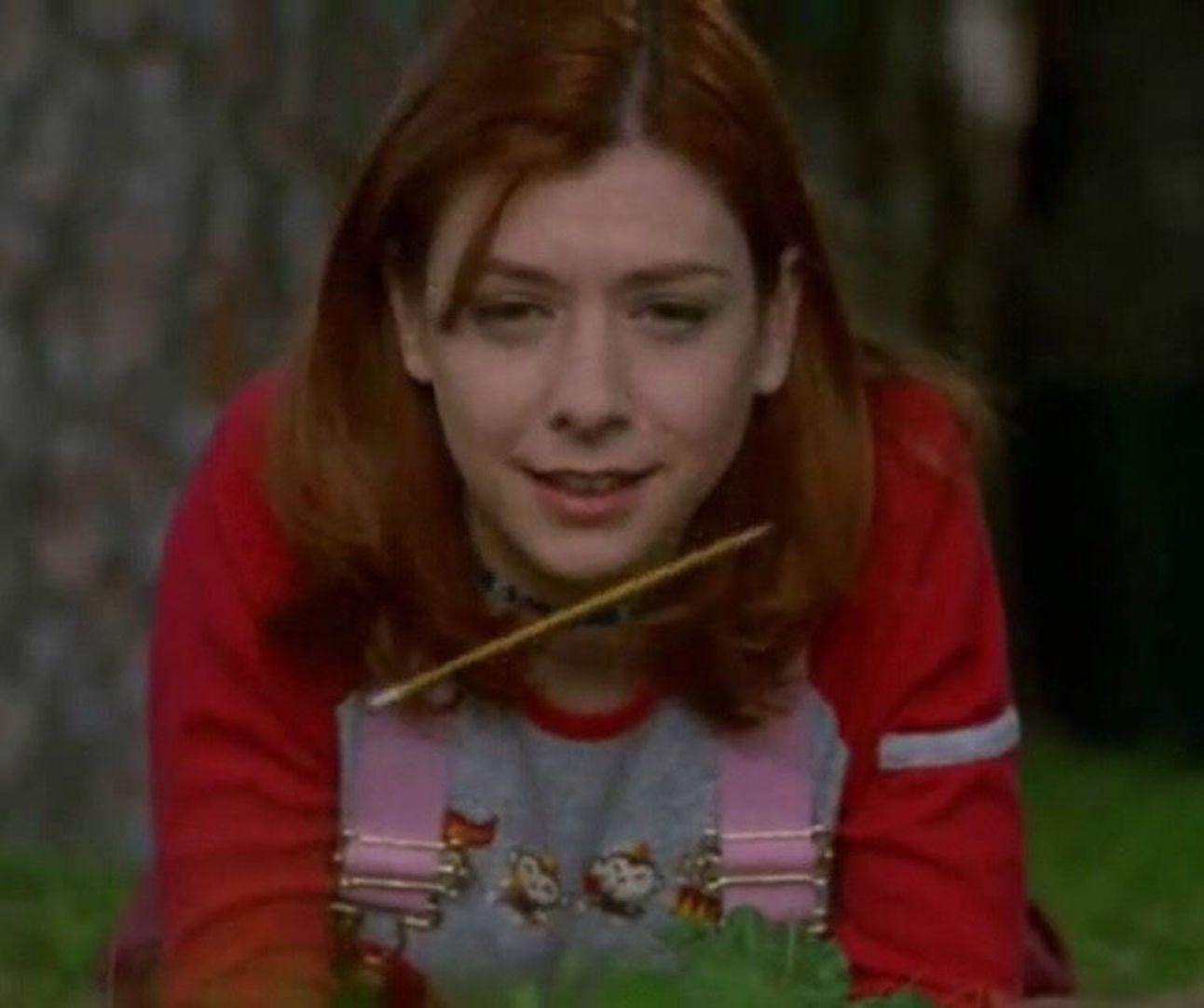 Willow Buffy the Vampire Slayer