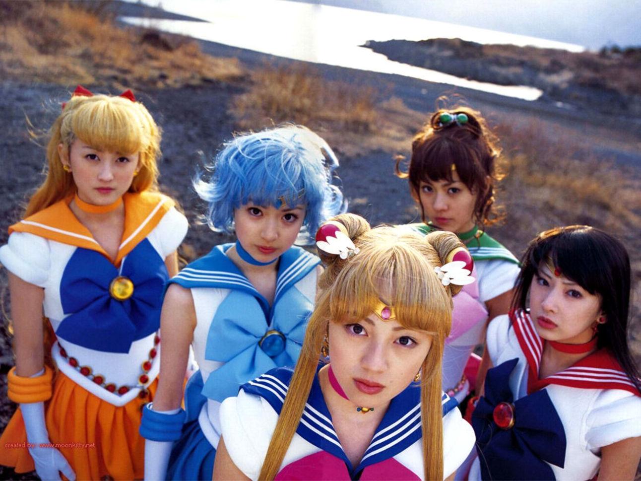 Pretty Guardian Sailor Moon - Live Action