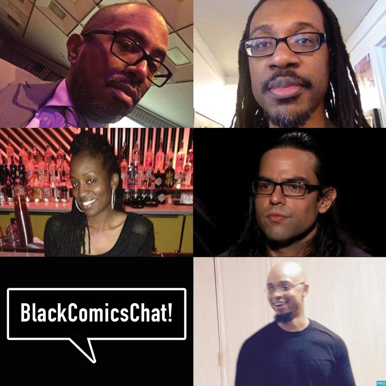 Black Comics Chat podcast