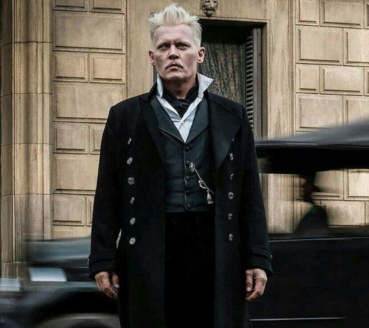 Grindelwald from Fantastic Beasts 2