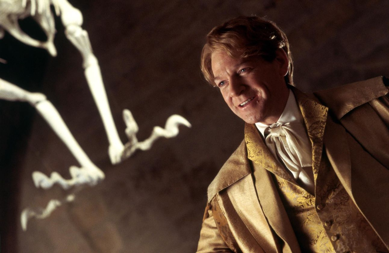Gilderoy Lockhart, Harry Potter