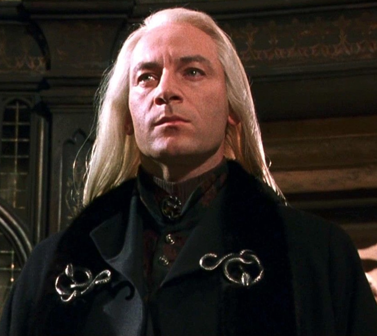 Lucius Malfoy from Harry Potter