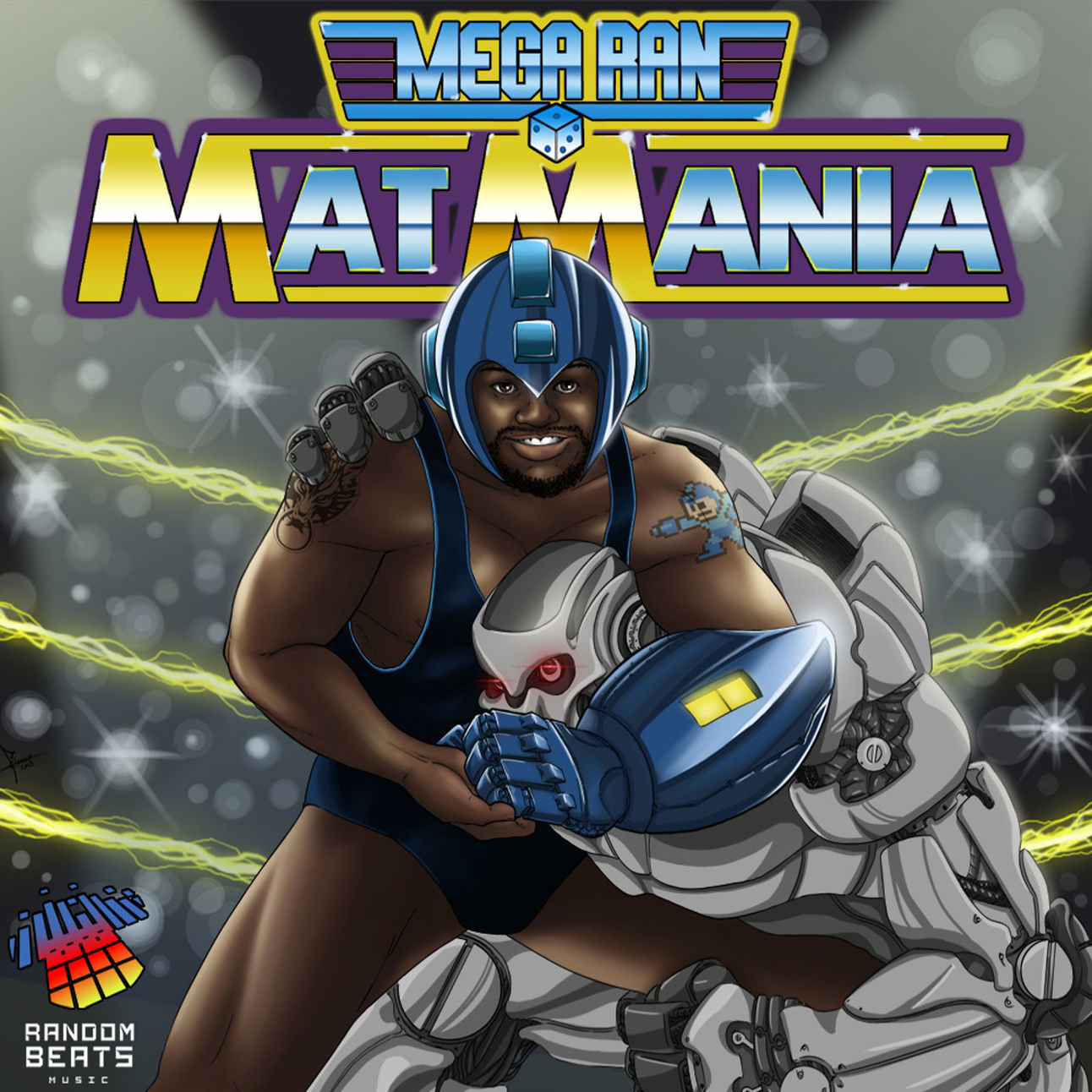 Mat Mania Podcast Cover