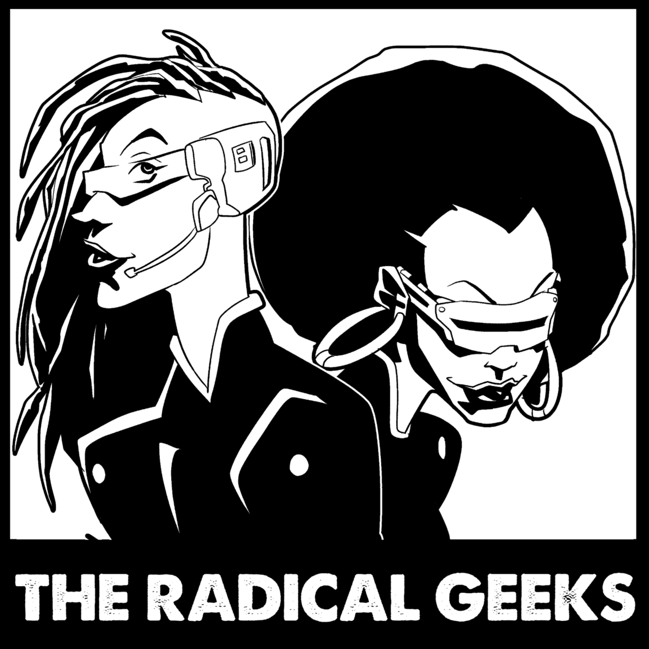 The Radical Geeks podcast