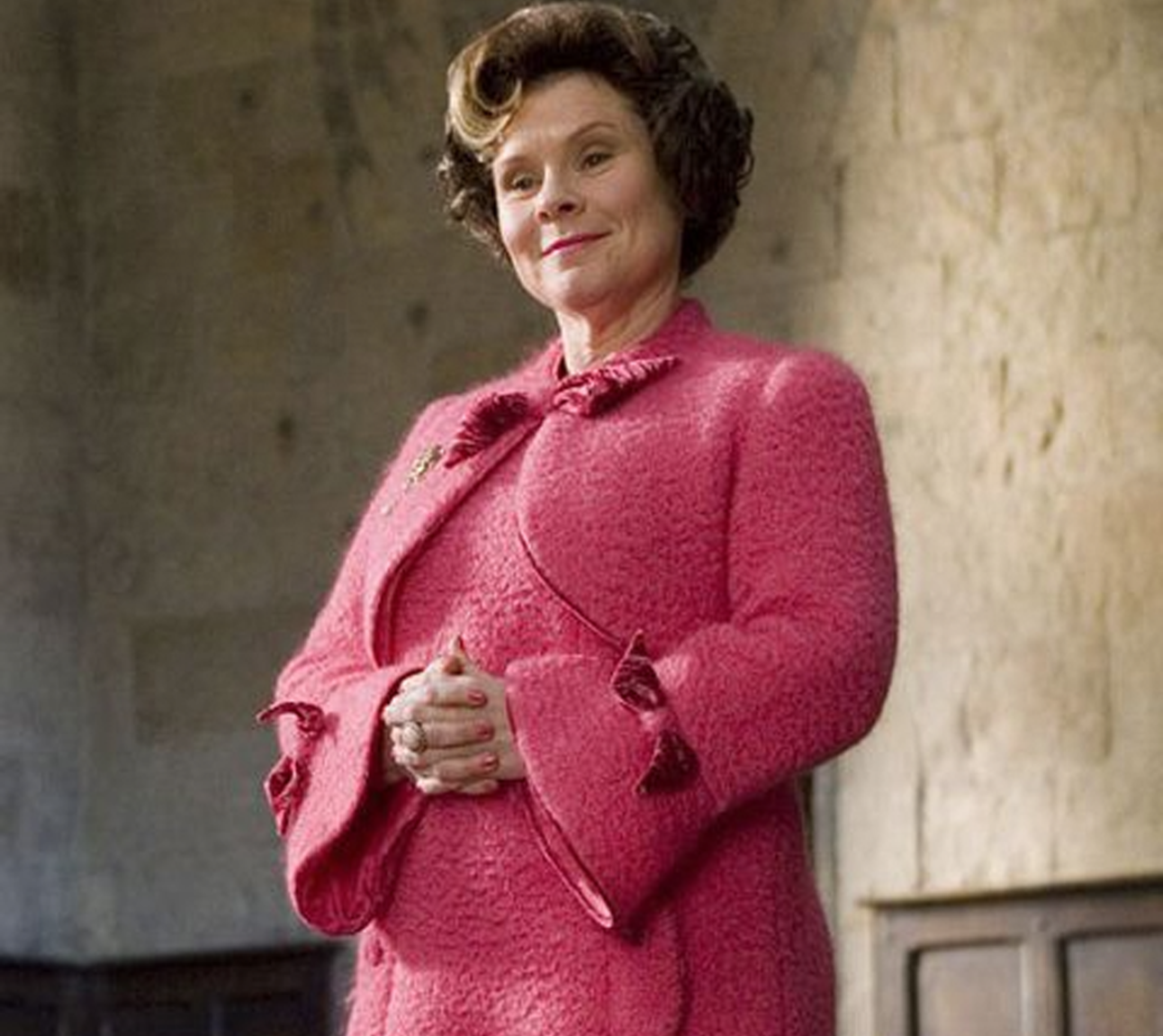 Dolores Umbridge from Harry Potter