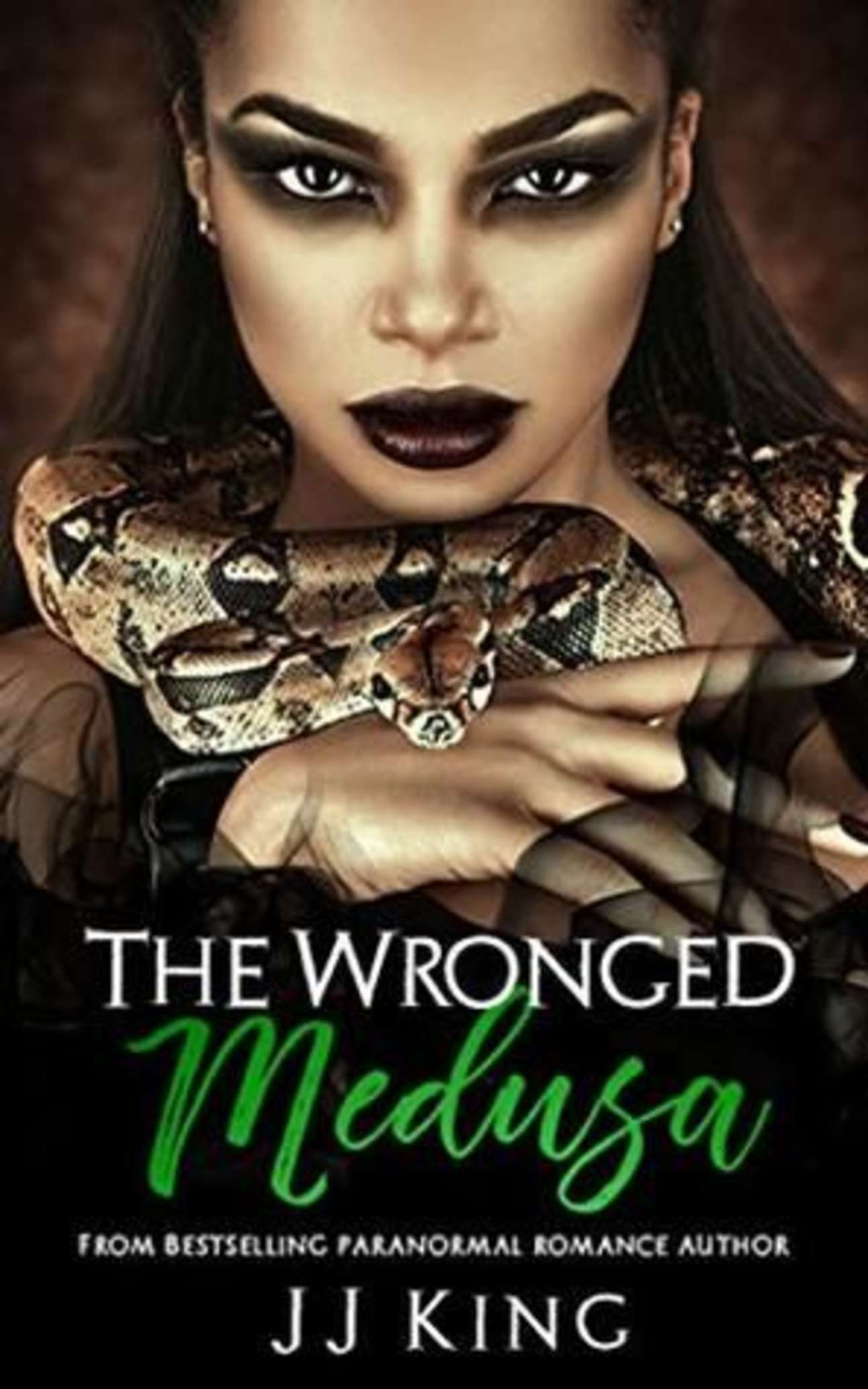 Medusa The Wronged