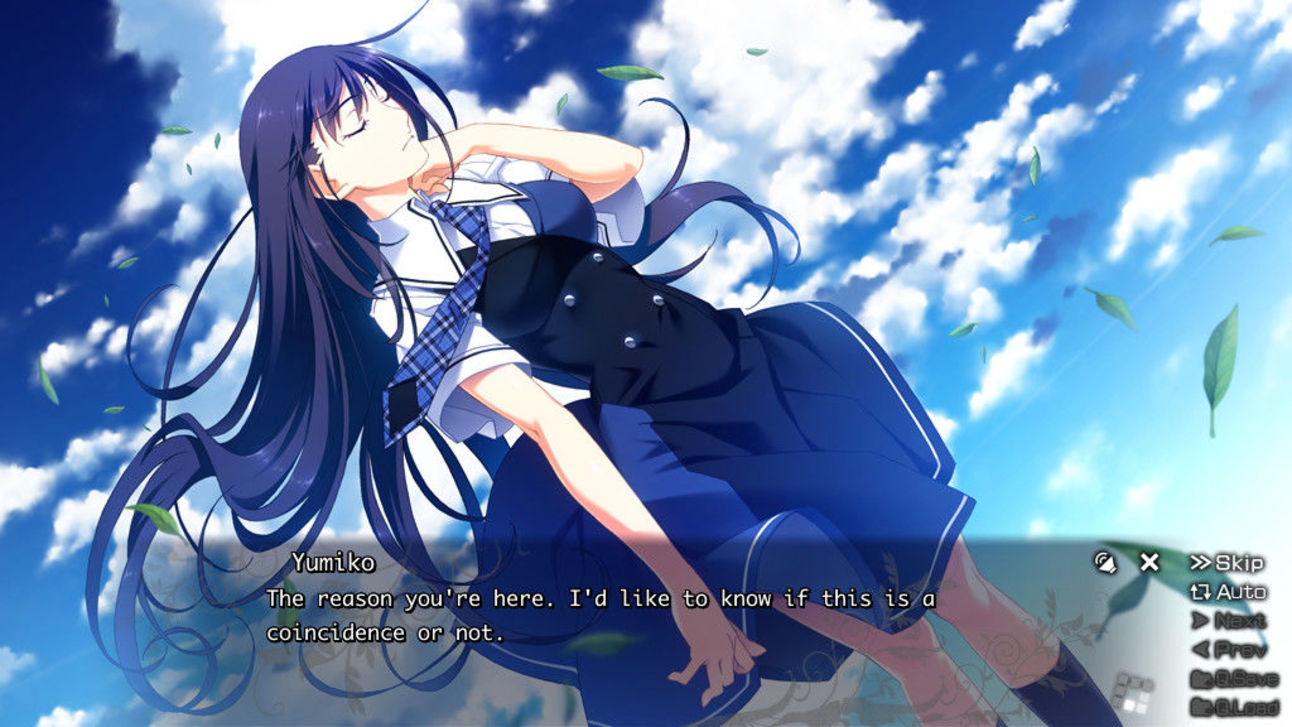 The Fruit of Grisaia - Skies
