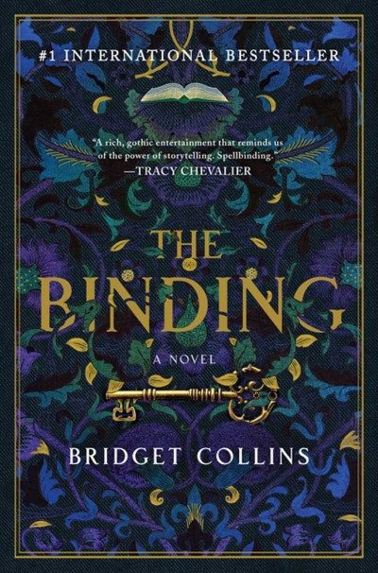 binding-bridget collins