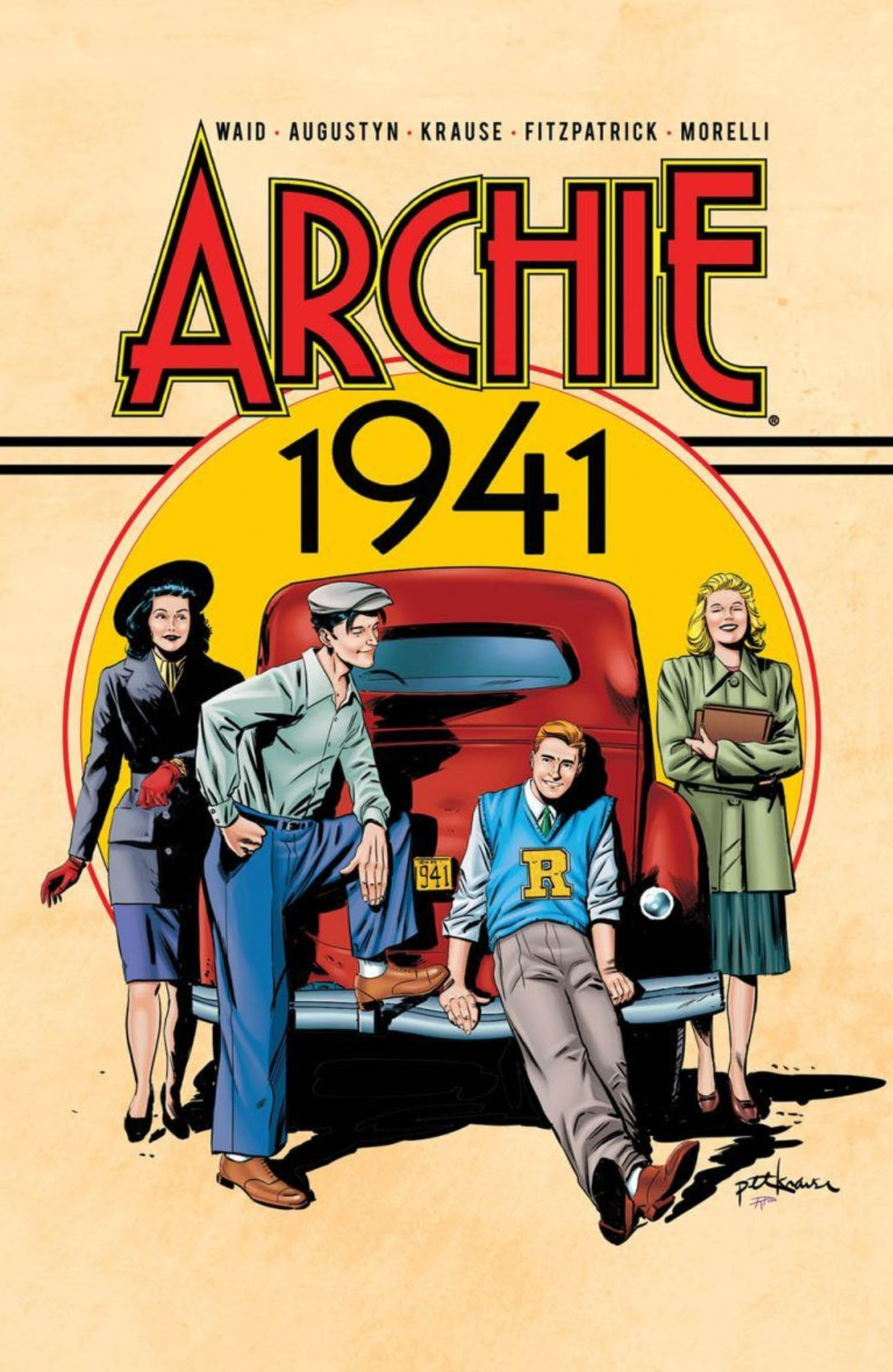 Archie June 2019 3