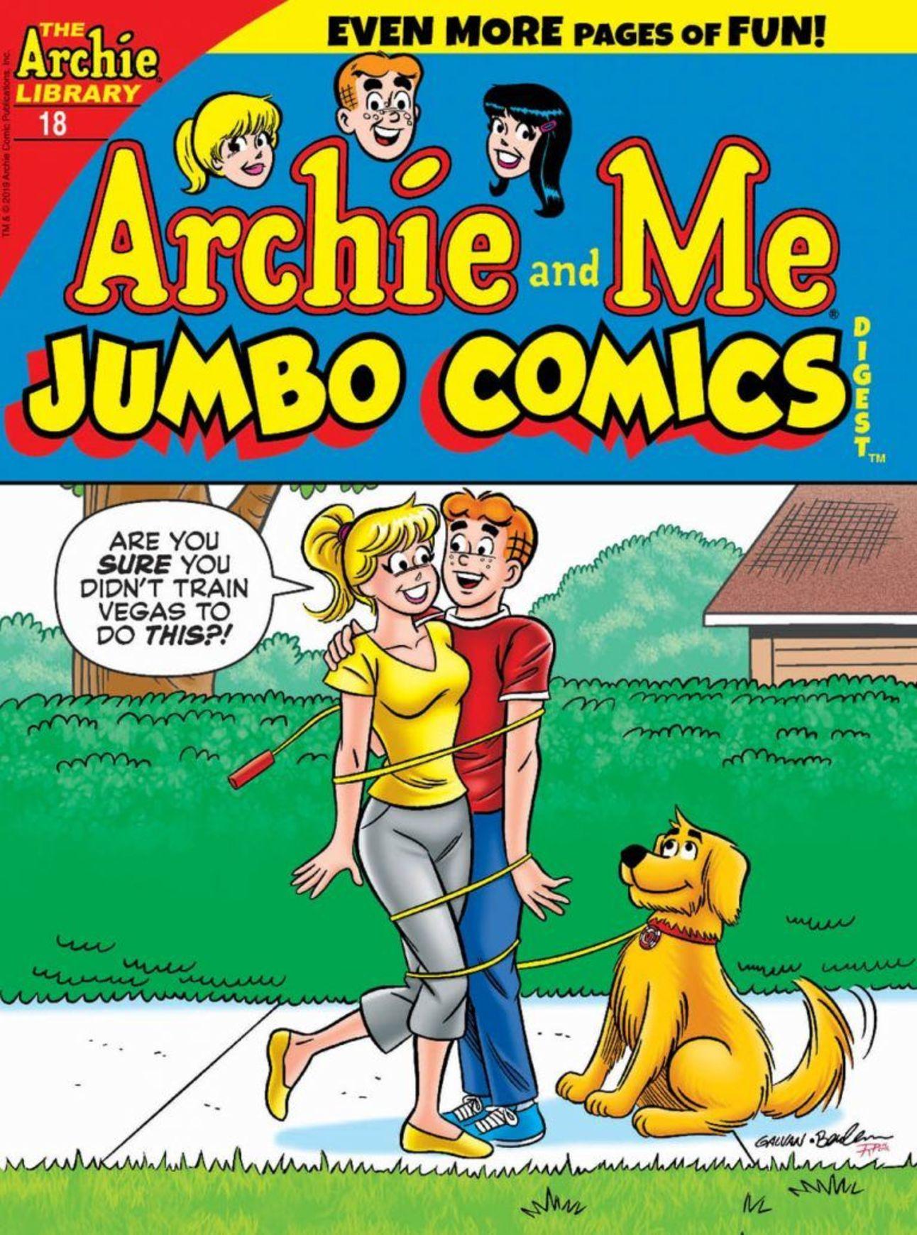Archie June 2019 8