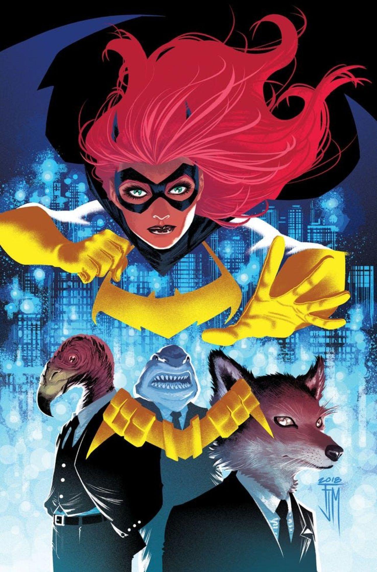 DC Comics April 10
